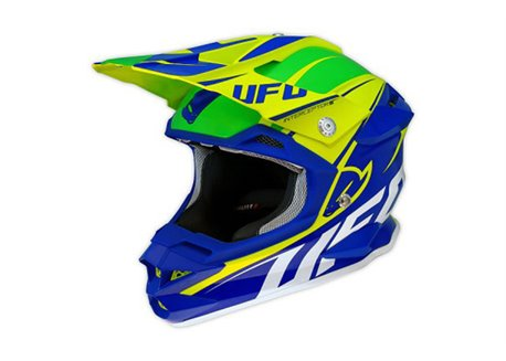 Ufo Interceptor Krypton 2016 helmet