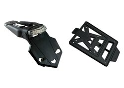Racetech Integra plate holders color black