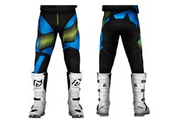 Acerbis  X-Flex pants color blue/black size 32