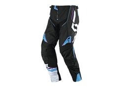 Scott 450 Track pants color blue/black size 32