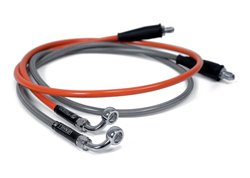 Venhill clutch hoses color clear