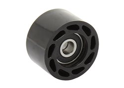 Riolo chain roller with bearing color black