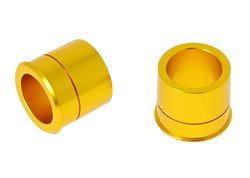 Bearing Worx  front wheel spacer kit color gold