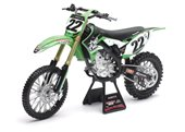 Lil' Xtreme  Kawasaki Kxf 450 Chad Reed Replica 36cm new ray toys scale 1:6