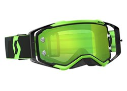 Scott Prospect Works 2017 goggles color black/green fluo