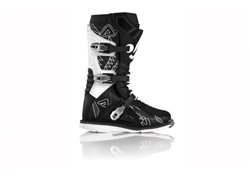 Acerbis Shark kid boots color black