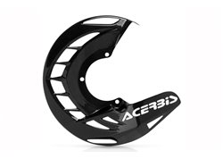 Acerbis front disc guards carbon fiber