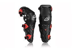 Acerbis Impact Evo articulated 3.0 knee/shin guards color black