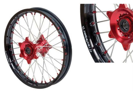 """Kite  Sport rear wheel color red size 2.15x19"""""""
