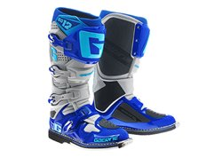 gaerne Sg12 boots color blue