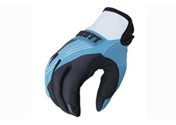 Scott 350 Track gloves color blue size XL