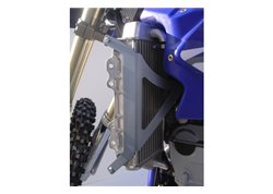 Crd  radiator guards color aluminium