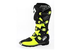 Sidi X-Treme boots color fluo yellow/black