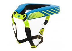 Acerbis 2.0 kid neck brace protection color yellow/blue