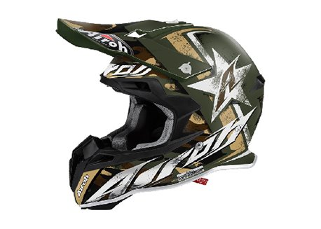 Airoh  Terminator 2.1 Ground 2016 helmet
