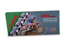 Cz Enduro O-ring 520 pitch transmission chain link chain 120