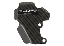 Cmt carbon rear pump cover color carbon look