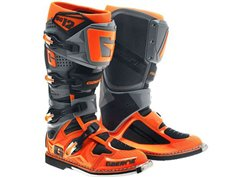 gaerne Sg12 boots color orange size 41