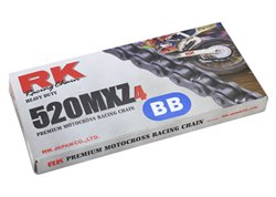 Rk 520 pitch Mxz4 color transmission chain