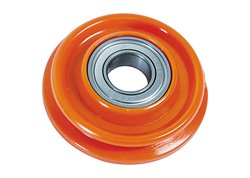 Domino throttle twist Domino 2 stroke plastic slider with bearing + bushing