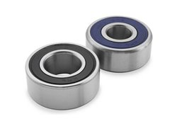 Koyo  6305 2RS wheel bearings size 25x62x17