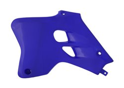 Ufo radiator cover color blue