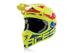 Acerbis Profile 3.0 BlackMamba 2017 helmet color yellow fluo