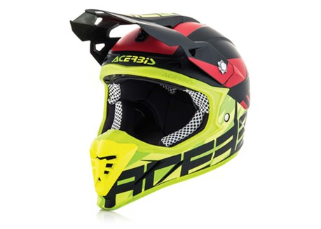 Acerbis Profile 3.0 BlackMamba 2017 helmet color black
