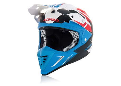 Acerbis Profile 3.0 SnapDragon 2017 helmet color white
