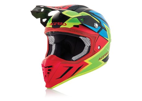 Acerbis Profile 3.0 SnapDragon 2017 helmet color black