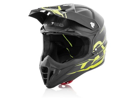Acerbis Impact Carbon 3.0 helmet color carbon look