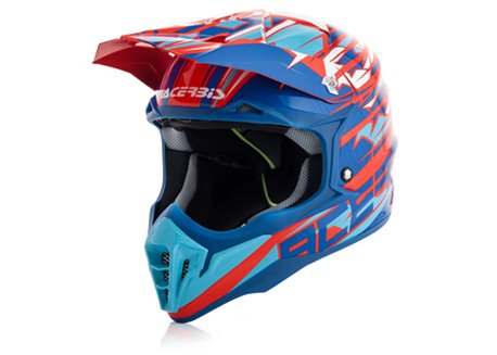 Acerbis Impact 3.0 2017 helmet color red