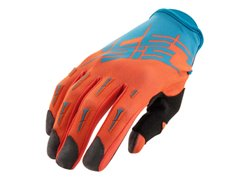 Acerbis  Mx X2 gloves color blue