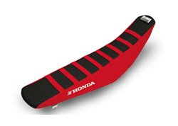 Blackbird Zebra seat cover color red / black