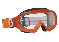 Scott Hustle Mx 2017 goggles color orange