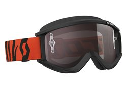 Scott Recoil Xi Works 2017 goggles color black/orange fluo
