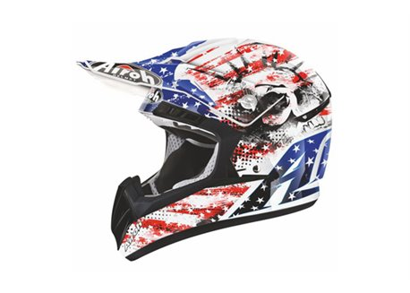 Airoh Cr 901 Patriot helmet size XL