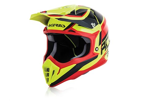 Acerbis Impact 3.0 2017 helmet color black / yellow