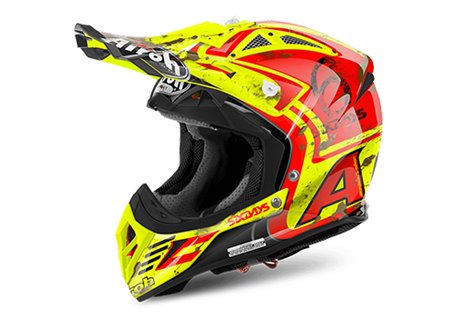 Airoh Aviator 2.2 Six Days 2017 helmet