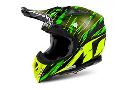 Airoh Aviator 2.2 Threat 2017 helmet color mat green