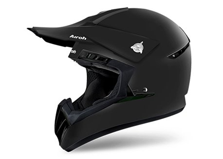 Airoh Switch Color 2017 helmet color matt black