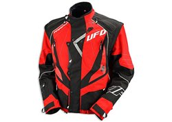 Ufo enduro Ranger 2016 jacket color red