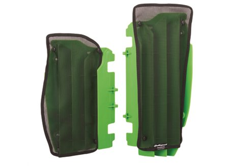 Polisport radiator sleeves