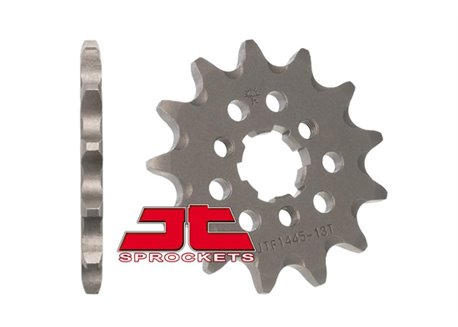 Jt  self-cleaning front sprocket