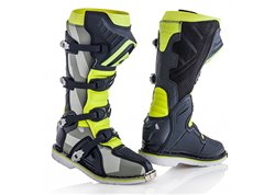 Acerbis X-Pro V. boots color gray/yellow