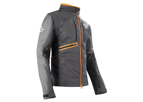 Acerbis  Enduro One 2017 jacket color orange / black