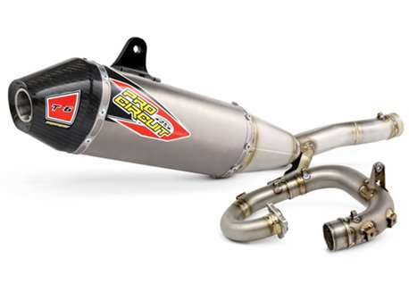 Pro Circuit  T-6 Euro system with carbon end cap Dual