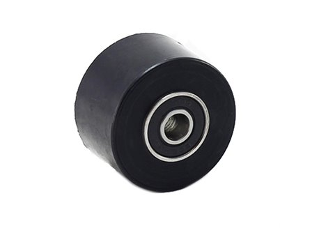 Ufo  chain roller with bearing