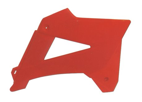 Cemoto  radiator covers color red