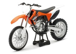 Lil' Xtreme Ktm Sxf 450 18cm new ray toys scale 1:12